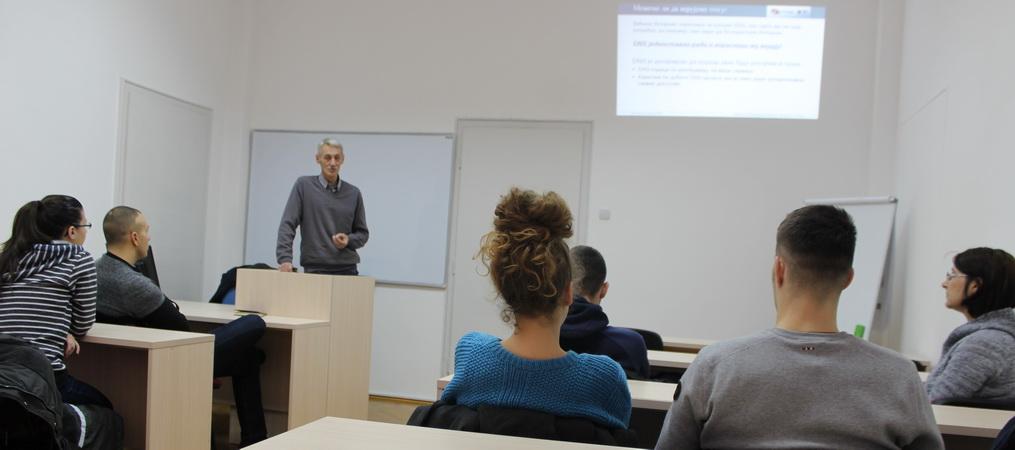 Održano predavanje Žarka Kecića, RNIDS