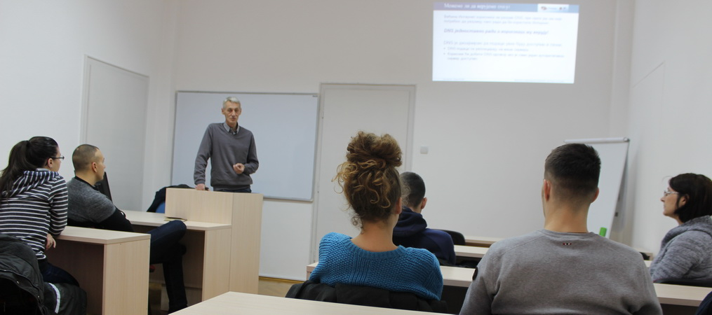 A Lecture by Zarko Kecic, RNIDS