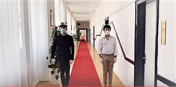 Obavezno nošenje maski u zatvorenom prostoru