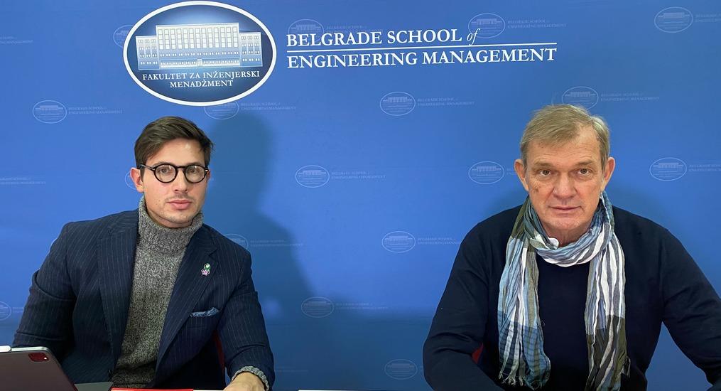 Gostujuće predavanje – prof. dr Miodrag Ivković