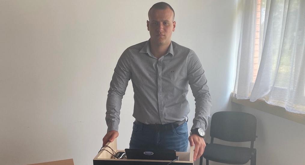 Odbrana diplomskog rada – Nemanja Đuričić