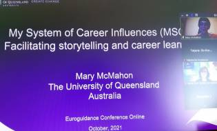 Drugi dan Euroguidance konferencije i izrada Mape karijernih faktora uticaja na Fakultetu