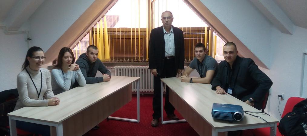Poseta Institutu za standardizaciju Srbije – novembar 2018.