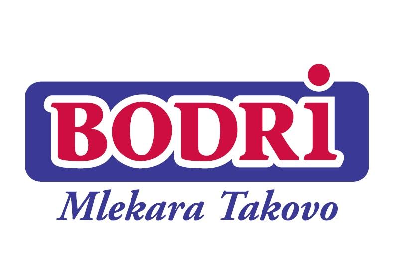 Mlekara Bodri, Takovo
