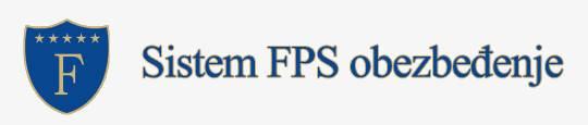 Sistem FPS obezbeđenje