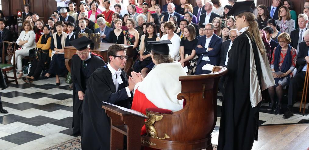 The successes of our graduates – Kosta Zivanovic graduated