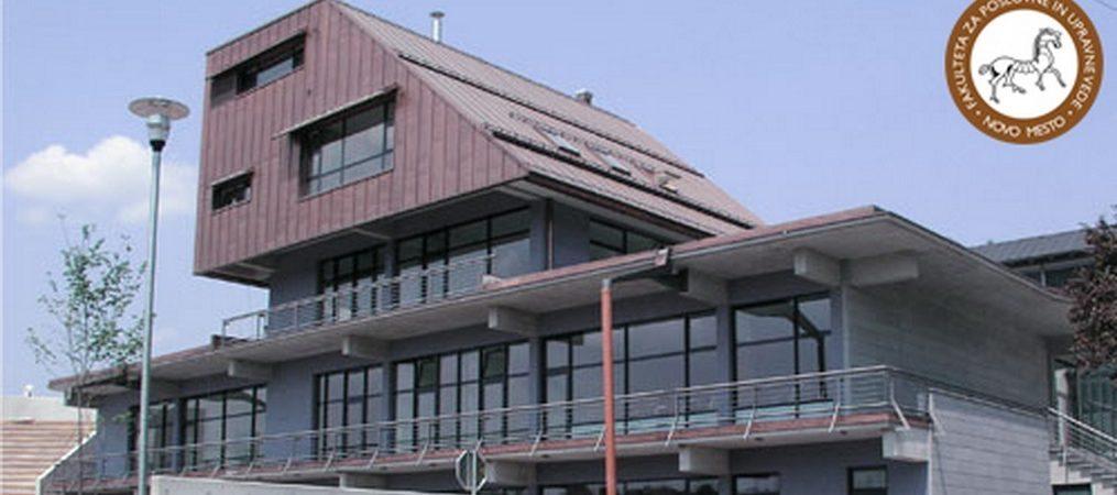 Potpisan novi sporazum o međunarodnoj saradnji – Fakulteta za poslovne in upravne vede Novo Mesto