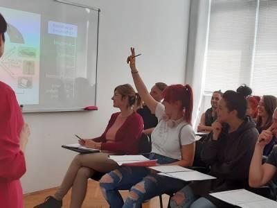 Presenting undergraduate studies program: Engineering Management