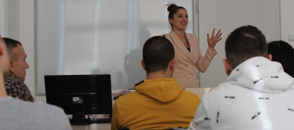 Dr Gordana Ilić – održano gostujuće predavanje
